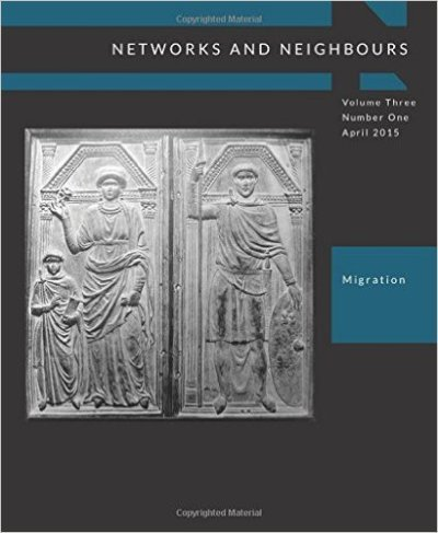 Cover of Networks and Neighbours volume 3 issue 1