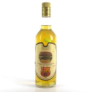 Futbol Club de Barcelona Scotch Whisky