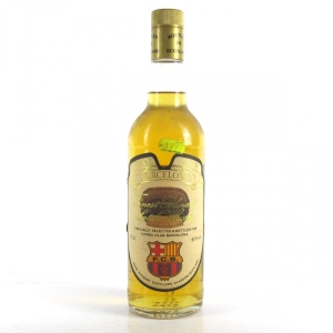 Futbol Club de Barcelona Scotch Whisky