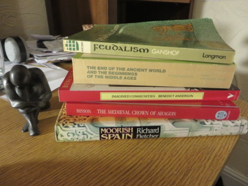 Book purchases from the 2016 Leeds IMC