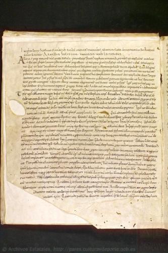 Barcelona, Archivo de la Corona de Aragón, Ripoll, MS 40