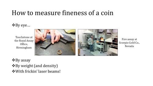Slide from my presentation at the 50th Spring Symposium of Byzantine Studies, Birmingham