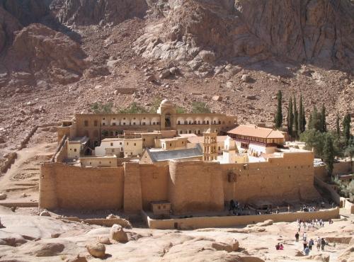 St Catherine's Sinai
