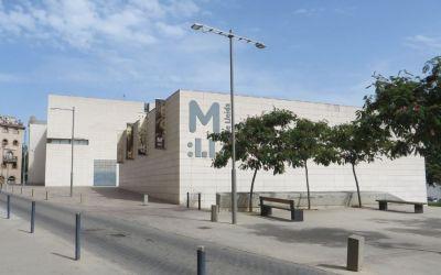 Exterior of the Museu Diocesà i Comarcal de Lleida
