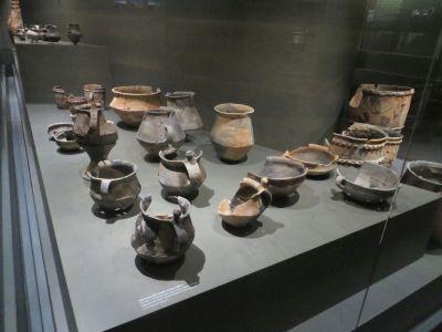 Bronze Age ceramics in the Museu de Lleida