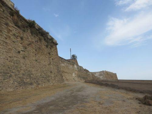 Fortress precinct at la Seu Vella de Lleida