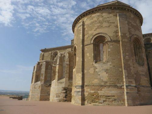 Apses of the Seu Vella de Lleida